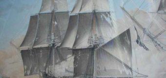 14 мая 1829 года состоялось великое сражение брига «Меркурий»