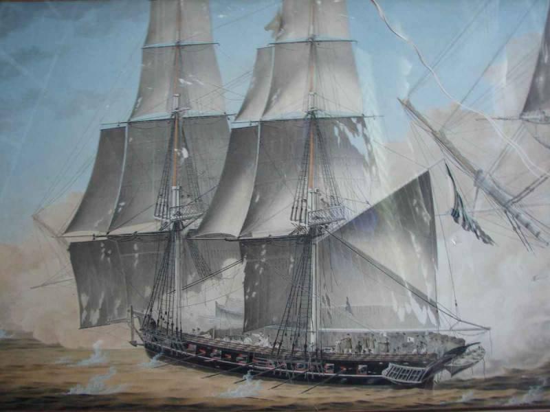 Знаменитый моряк Александр Казарский породнил Дубровно и ... | 600x800