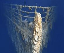 Суд в США впервые разрешил вскрыть корпус «Титаника»