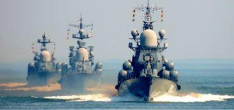18 мая — день Балтийского флота ВМФ России
