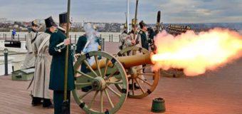 Легендарному бригу Черноморского флота «Меркурий» исполнилось 200 лет