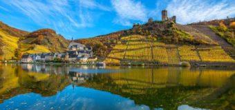 Фото дня: река Мозель, Германия