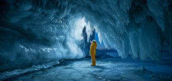 Фото дня: пещеры на Байкале