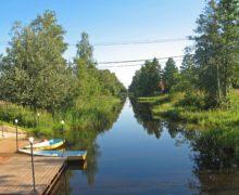 12 мая 1731 года началось судоходство по Ладожскому каналу