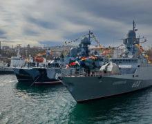 13 мая — День Черноморского флота ВМФ России