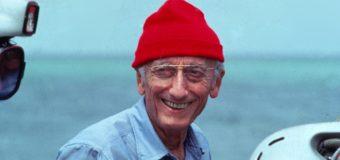 11 июня — 110 лет со дня рождения Жака Кусто