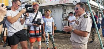 75 дней карантина в открытом море