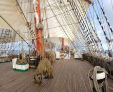 «Седов» пройдет по Северному морскому пути