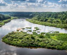 OCEAN-TV начинает международный проект на реке Западная Двина/Даугава