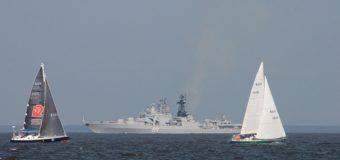 В Финском заливе пройдет регата, приуроченная ко дню ВМФ