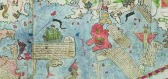 Новая книга: «Морские чудовища на картах Средних веков и эпохи Возрождения»