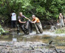 Фото дня: экологический десант