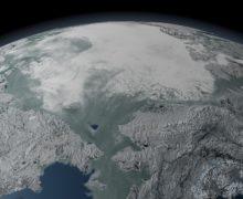 В июле в Арктике зафиксирован минимум ледовитости
