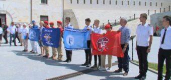 Из Севастополя стартовал молодёжный яхтенный поход «Паруса памяти»