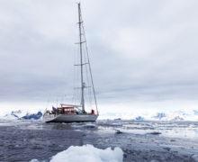 Проект одиночной парусной экспедиции вокруг обоих полюсов стартовал в Петербурге