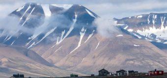 Прошедшее лето было рекордно жарким на Шпицбергене
