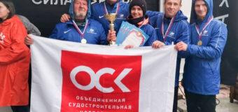 Сборная ОСК победила одержала победу в регате «Памяти Полярных конвоев»