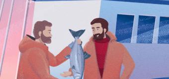 Тест: рыбак рыбака…