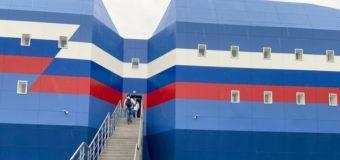 Построен зимовочный комплекс антарктической станции «Восток»