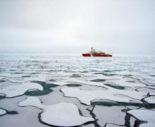 Обнаружен новый источник парниковых газов в море Лаптевых