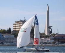 IV этап Национальной парусной Лиги пройдет в Севастополе