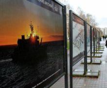 В центре Архангельска открыли уличную выставку фотографий о российской Арктике