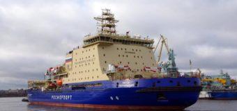 Судостроительные заводы Петербурга спустили на воду в 2020 году девять судов