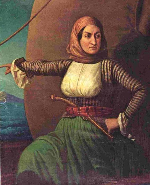 Ласкарина Бубулина