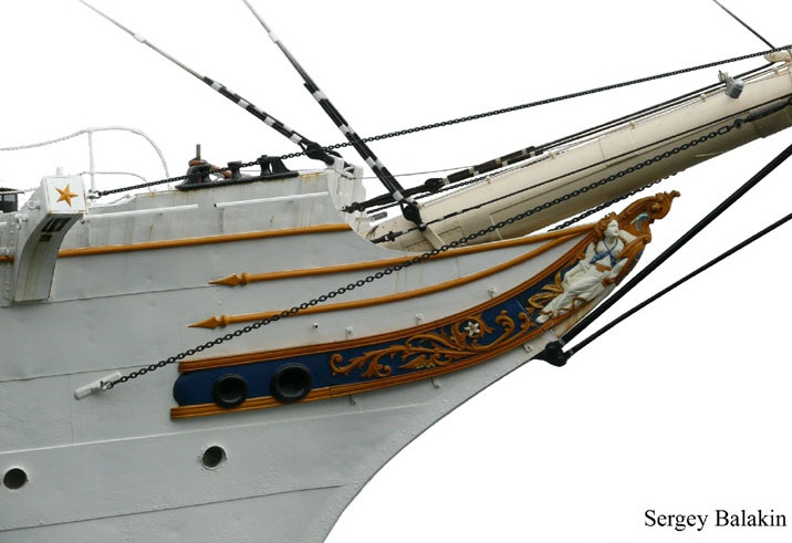 Парусный корабль, винджаммер «Аф Чапман»