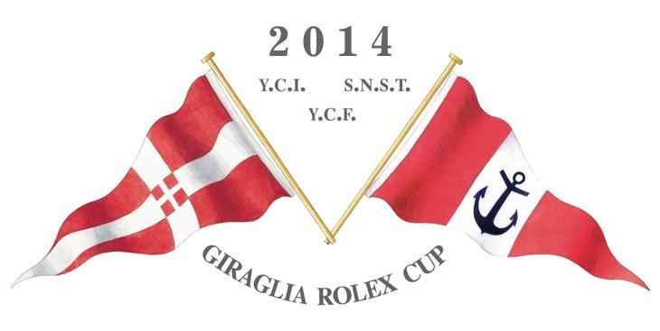 логотип giraglia rolex cup 2014