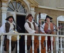 """Пиратская вечеринка в киногороде """"Piligrim Porto"""""""