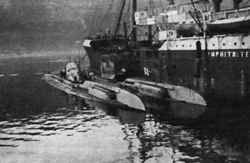кайзеровские субмарины