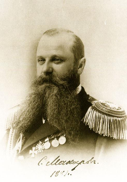 Контр-адмирал С.О. Макаров