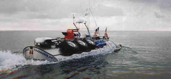 Амфибия «Dobbertin Surface Orbiter»