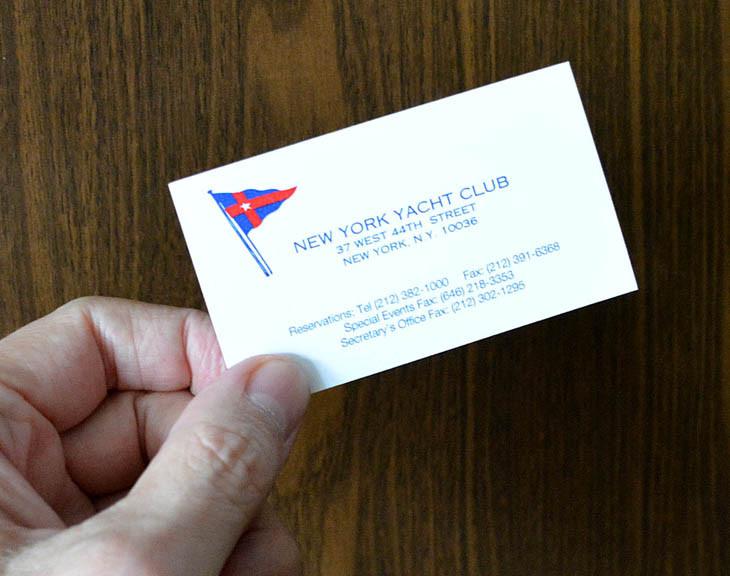 Нью-йоркский яхт-клуб