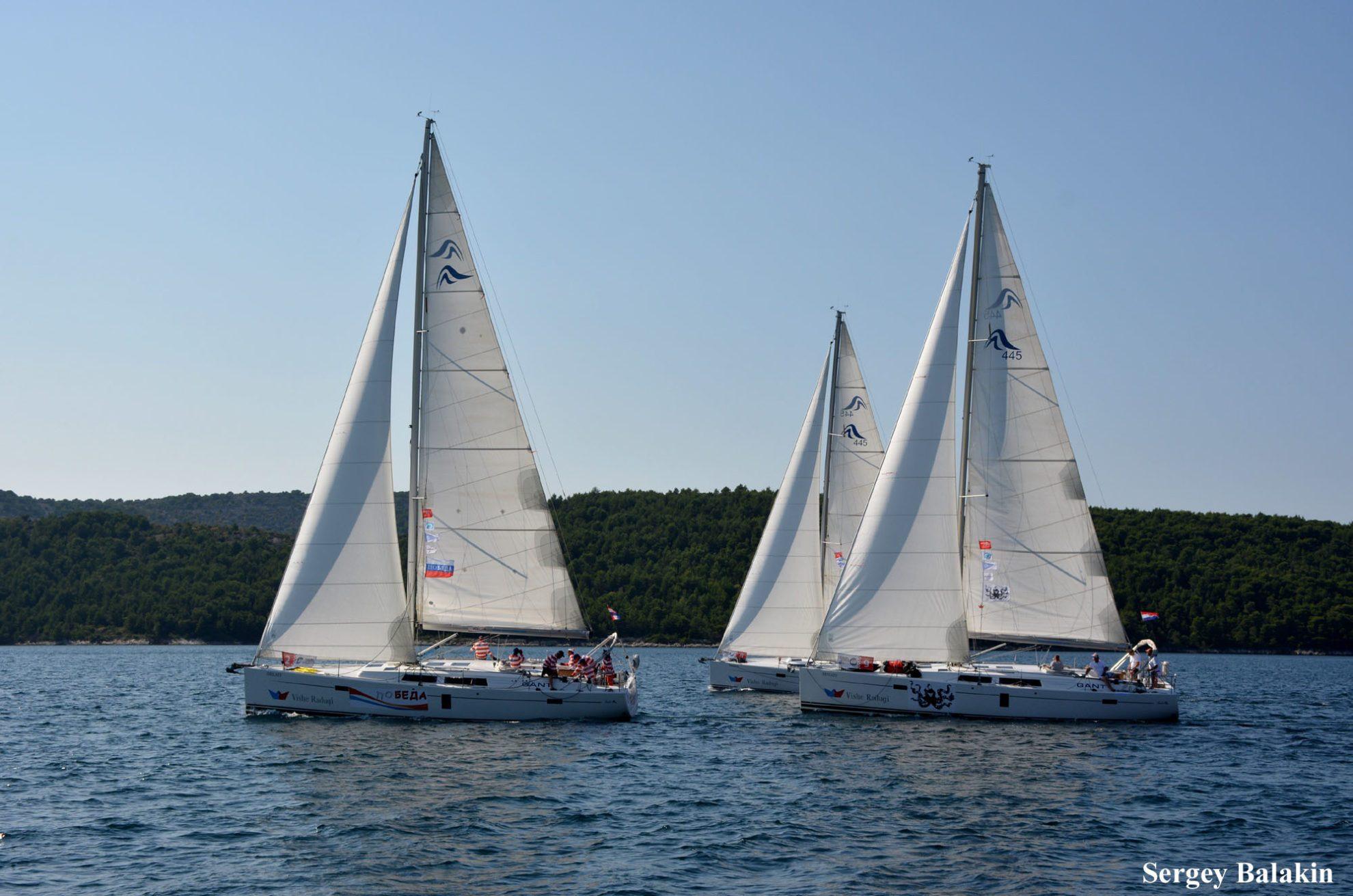 Регата OCEAN MEDI CUP 2014