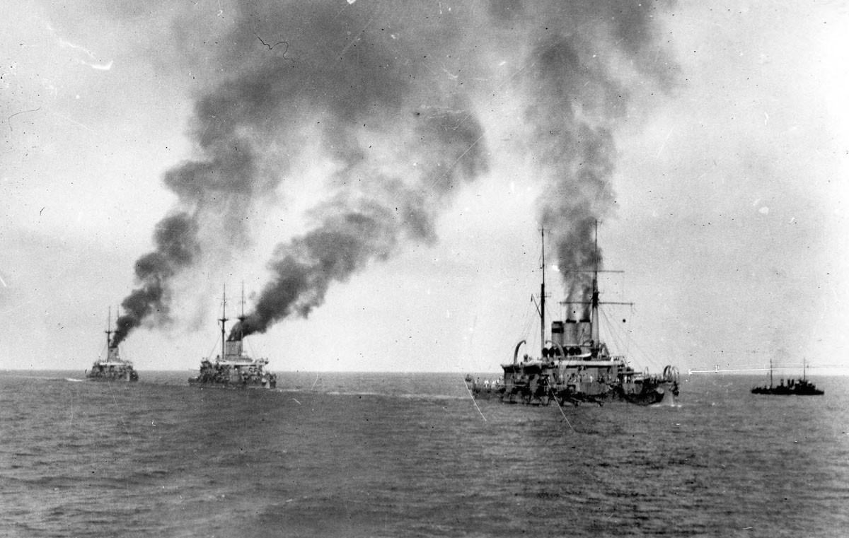 Бригада линейных кораблей Черноморского флота накануне Первой мировой войны