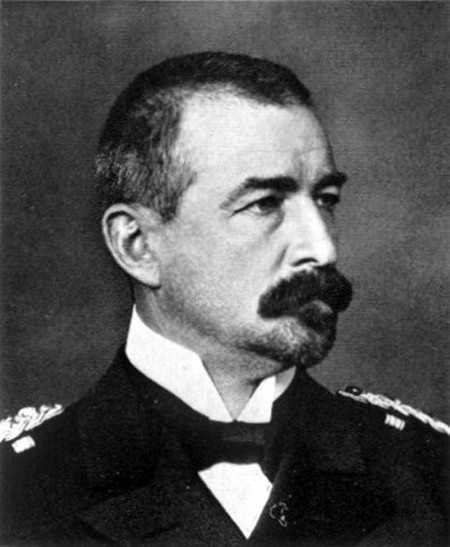 Контр-адмирал Вильгельм Сушон
