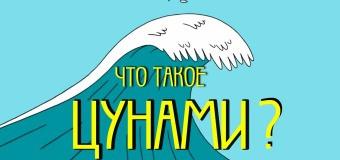 Что такое цунами