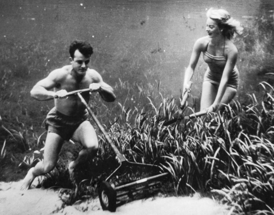 Подводная фотография Брюса Мозерта
