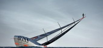 Прыжок в Океан с топа мачты