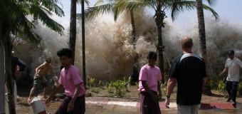 Самое смертоносное цунами в современной истории