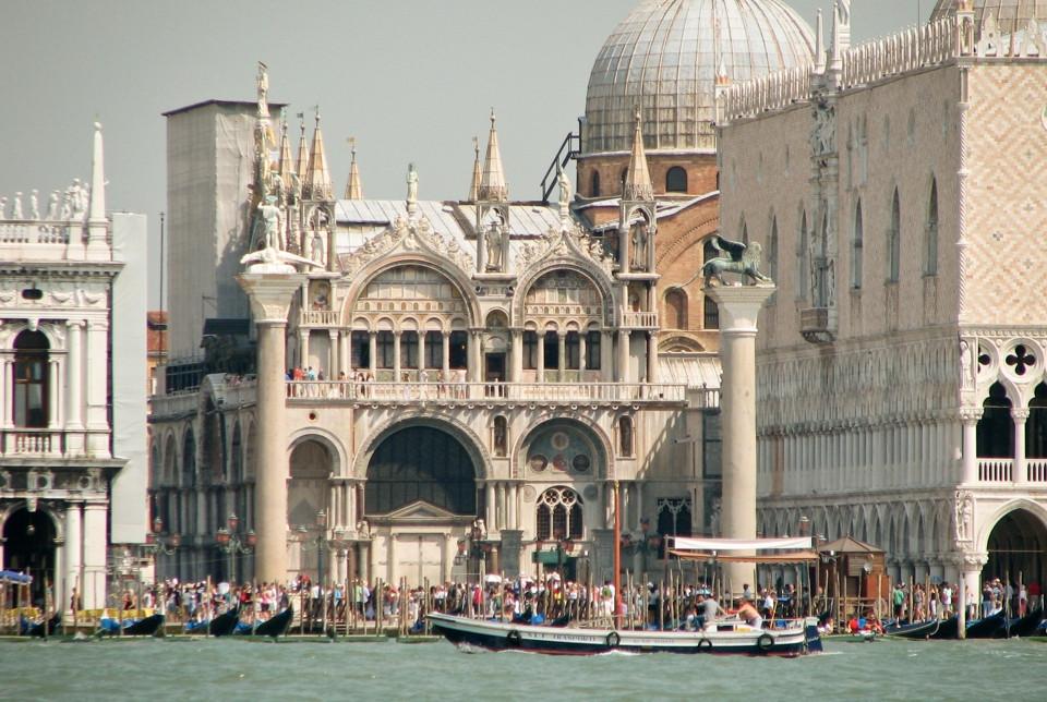 Собор Сан-Марко (Basilika San Marco)