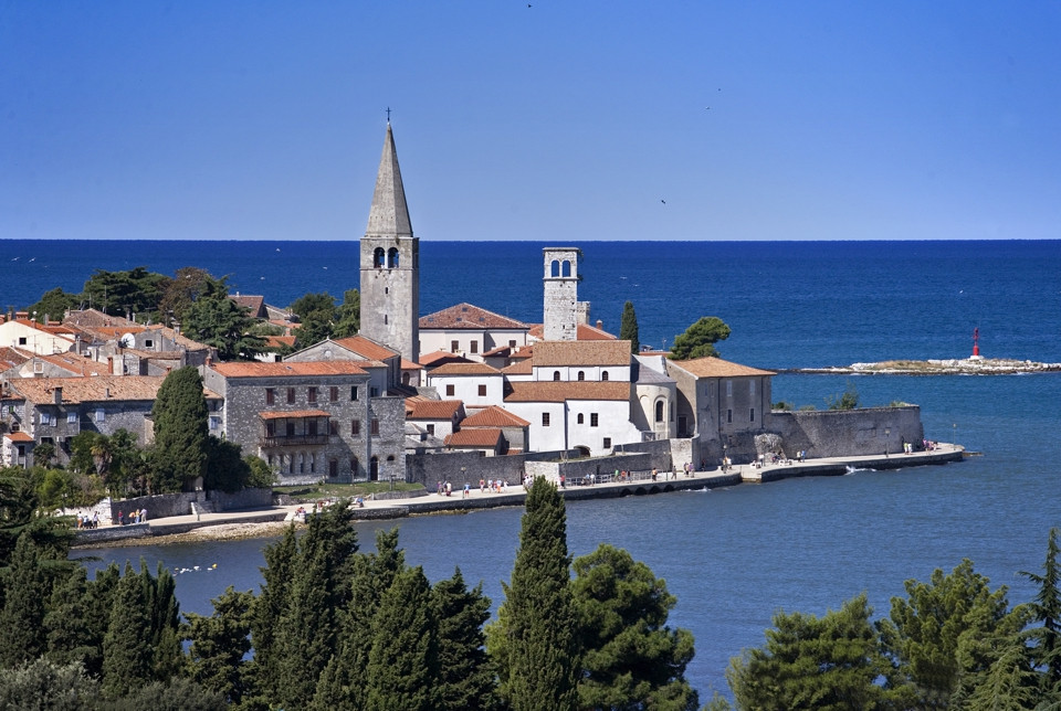 Кафедральная церковь (Пореч, Хорватия)