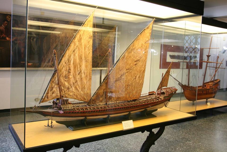 Морской исторический музей (Museo Storico Navale)