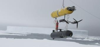 Составлена 3D-карта антарктических льдов