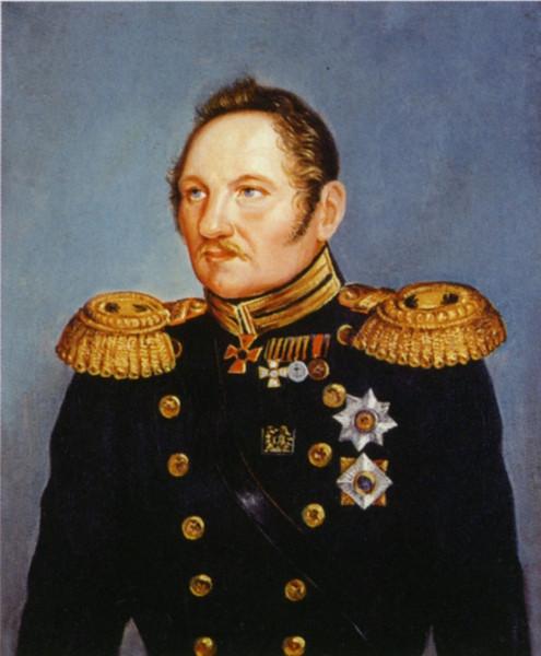 адмирал беллинсгаузен
