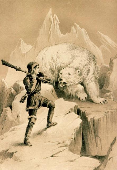 нельсон и медведь