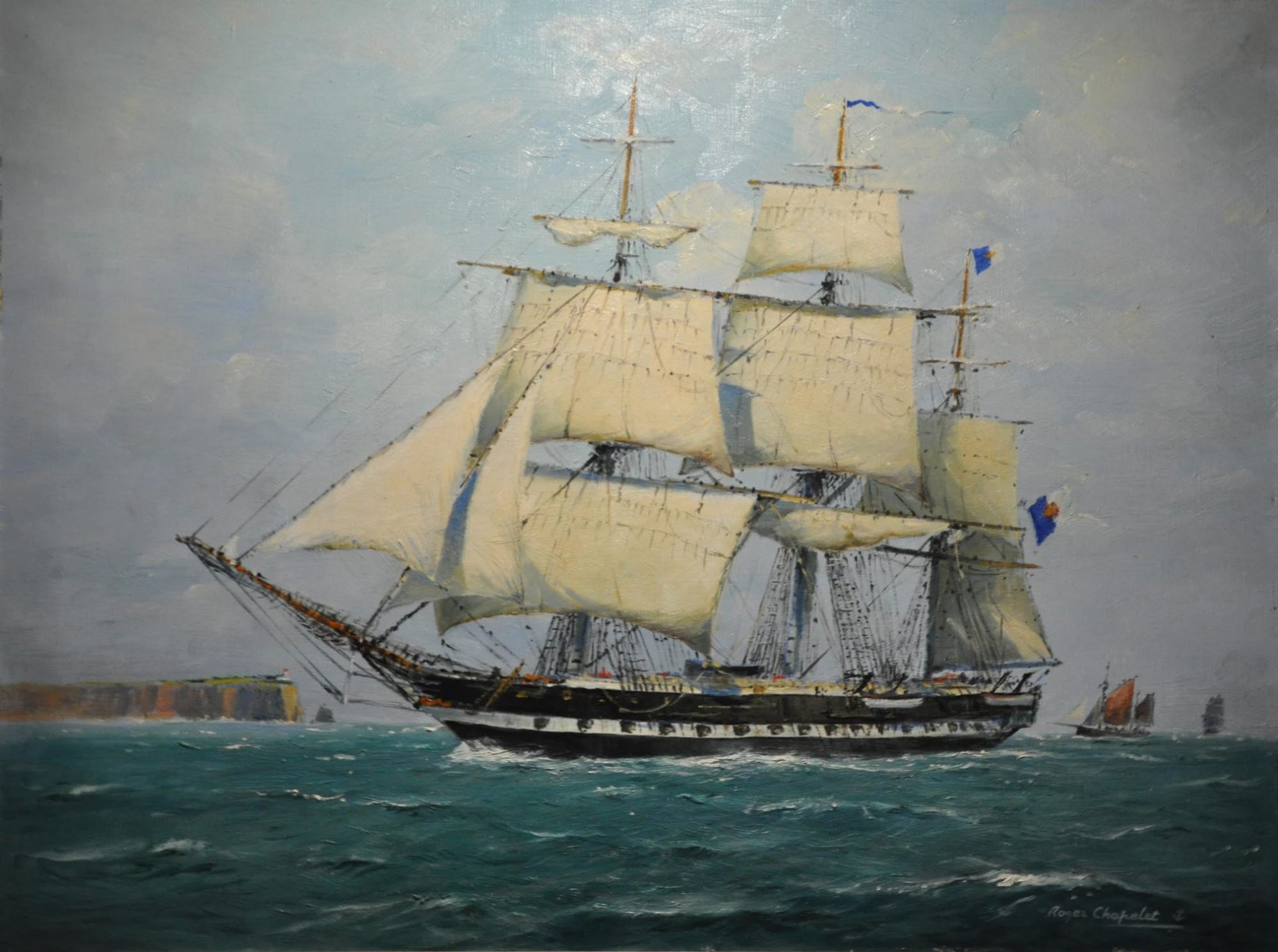 фрегат «Дон Фернанду»