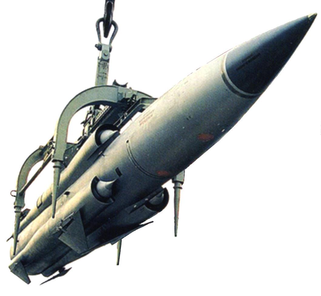 «Москит» - первая в мире сверхзвуковая противокорабельная ракета